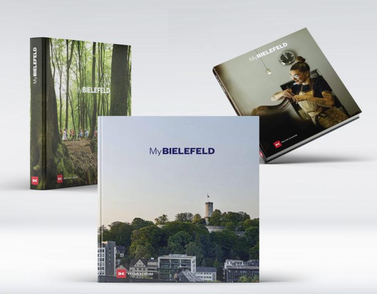 MyBielefeld Covervarianten